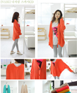 Áo Len, Cadigan mùa Thu 2014 đa phong cách, thời trang Hàn Quốc