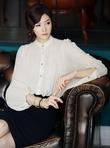 Thoải mái và tự tin với Áo sơ mi Nữ Hàn Quốc hiệu Dint phần 2