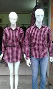Bán áo đôi sơ mi, áo sơ mi đôi, áo đôi tình yêu tại Hà Nội mẫu đẹp 2014 Bán buôn bán lẻ. giá chỉ 319k/đôi