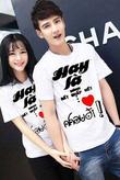 Áo đôi ,gia đình thun có hình, sơ mi , áo váy phong cách kiểu dáng mới hè 2014 có tại shopADV 150 Nguyễn Lương Bằng HN