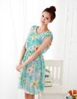 Phong cách công sở với Váy liền thân Hàn Quốc hiệu Oran