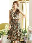 Váy đẹp Hàn Quốc 2014: BST váy liền mới nhất mùa hè nhập khẩu Hàn Quốc