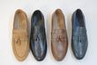 Giày tây cực chất giày lười giày mọi da bò giày công sở giày cưới giày da nam thời trang