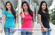 ÁO THUN TRƠN body nữ giá sỉ 13.000đ, Tim, Tròn, Xưởng may KP bao giá rẻ nhất