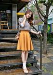 Chân váy...MiNa.C là địa chỉ thời trang tin cậy về Design, số lượng mẫu có hạn, trên nền chất liệu vải tốt