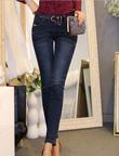 Bộ sưu tập quần âu, quần họa tiết, jean nữ thời trang Hàn Quốc