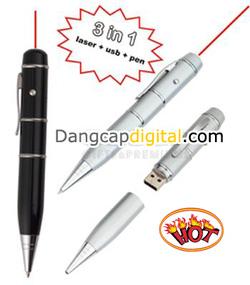 Ảnh số 14: , but thuyet trinh, bút laser trình chiếu, bút chiếu, trinh chieu, bút trình chiếu powerpoint - Giá: 300.000