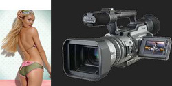 Ảnh số 1: máy quay phim - Giá: 134.324