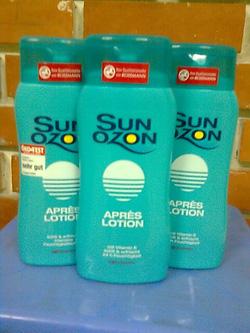 Ảnh số 25: Kem dưỡng sau khi đi nắng của SUNOZON - Giá: 170.000