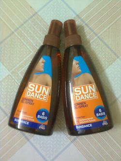 Ảnh số 3: Kem chống nắng làm nâu da SUNDANCE - Giá: 250.000