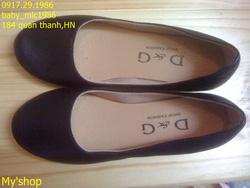 Ảnh số 12: Giày búp bê - Giá: 85.000
