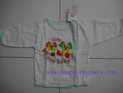 Ảnh số 14: áo sơ sinh đẹp S1 - Giá: 17.000