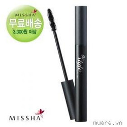 Ảnh số 32: Mascara 4D Missha - Giá: 140.000