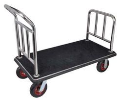 Ảnh số 4: Xe đẩy hành lý - Giá: 1.000