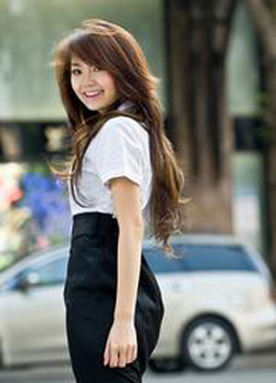 Ảnh số 32: C3300 - Minh Hằng - Korea tóc có da đầu, chịu nhiệt - Giá: 800.000