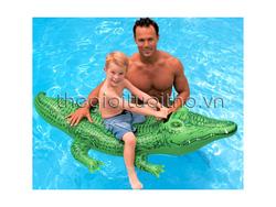 Ảnh số 30: Phao cưỡi cá sấu - Giá: 170.000