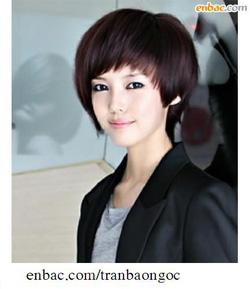 Ảnh số 39: Tóc giả ngắn Hàn quốcc mã 355 - Giá: 650.000