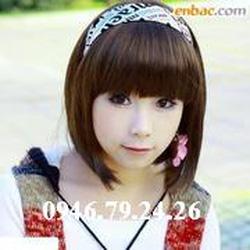 Ảnh số 79: Tóc bộ có da đầu Hàn quốc - Giá: 600.000
