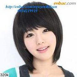 Ảnh số 86: Tóc bộ có da đầu Hàn quốc - Giá: 650.000
