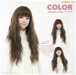 Ảnh số 44: Tóc bộ có da đầu Hàn quốc - Giá: 700.000