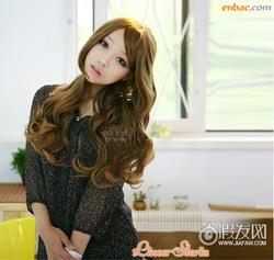 Ảnh số 18: Tóc bộ có da đầu Hàn quốc - Giá: 700.000