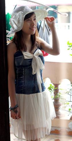 Ảnh số 2: váy iu cúp ngực 150k. sale 100k - Giá: 100.000