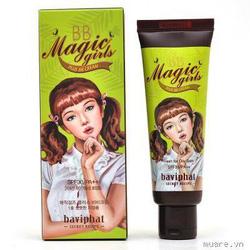 Ảnh số 8: BBcream magicgirl mỏng mịn - Giá: 110.000