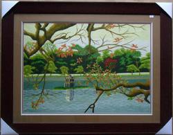 Ảnh số 63: Hồ Gươm xanh - Giá: 1.950.000