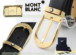 Ảnh số 45: Dây lưng Montblanc - Giá: 299.000