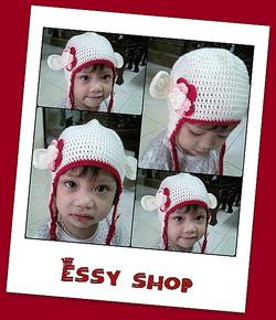 Ảnh số 1: Mũ móc trẻ em - Giá: 1.000
