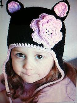 Ảnh số 15: Mũ móc trẻ em - Giá: 1.000