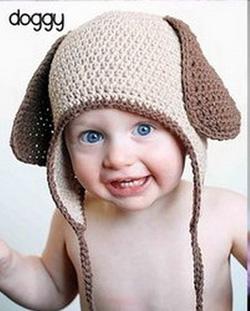 Ảnh số 28: Mũ móc trẻ em - Giá: 1.000