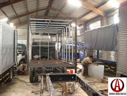 Ảnh số 4: đóng thùng xe tải - Giá: 30.000.000