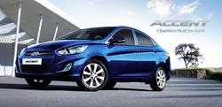 Ảnh số 2: Hyundai Accent MT - Giá: 550.000