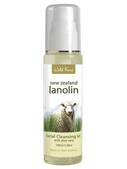 Ảnh số 3: Gel rửa mặt Lanolin - Giá: 385.000