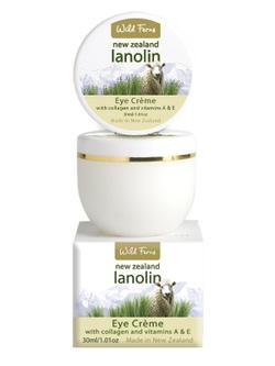 Ảnh số 4: Kem dưỡng mắt Lanolin chứa Collagen và vitamin A & E - Giá: 370.000