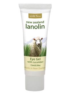 Ảnh số 5: Gel dưỡng mắt Lanolin chiết xuất dưa leo - Giá: 210.000