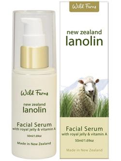 Ảnh số 7: Serum Lanolin với tinh chất sữa ong chúa và vitamin A - Giá: 450.000