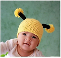 Ảnh số 77: Mũ móc trẻ em - Giá: 1.000