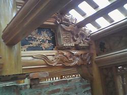 Ảnh số 26: nhà cổ gỗ xoan - Giá: 100.000