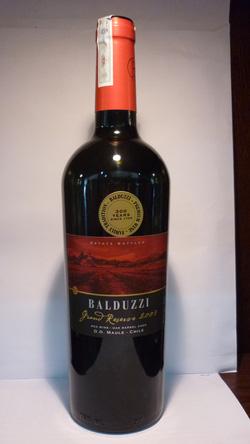 Ảnh số 1: BALDUZZI Grand Reserve - Giá: 660.000