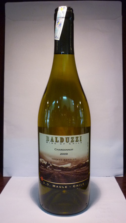Ảnh số 2: BALDUZZI Chardonnay Reserve 2009 - Giá: 340.000