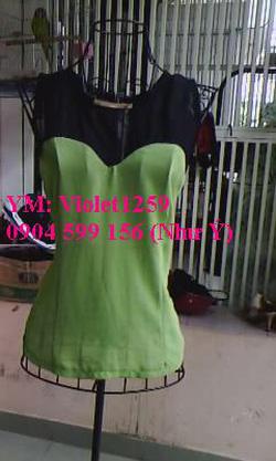 Ảnh số 35: Áo cúp 2 màu tay ngắn 150k (đã bán) - Giá: 150.000