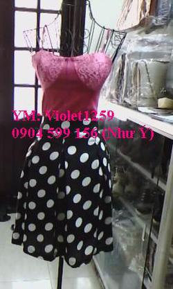 Ảnh số 53: Áo cúp mút 150k, váy 2 lớp 170k - Giá: 170.000
