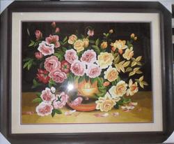 Ảnh số 32: Bình hoa hồng cổ - Giá: 5.800.000