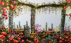 Ảnh số 26: Vườn treo - Giá: 1.000