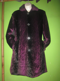 Ảnh số 29: áo khoác lông dài dày ấm - Giá: 750.000