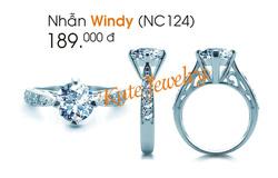Ảnh số 2: nhẫn windy - Giá: 189.000