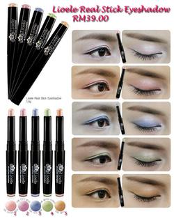 Ảnh số 90: Bút sáp màu mắt Lioele real stick eyeshadow - Giá: 150.000