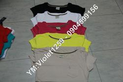 Ảnh số 100: Áo Anbercombie 90k: Be, trắng, Vàng, Đỏ, Đen - Giá: 90